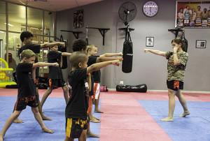 Kick-Boxing-Kids