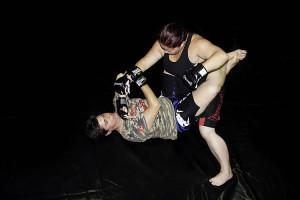 MMA-Girls